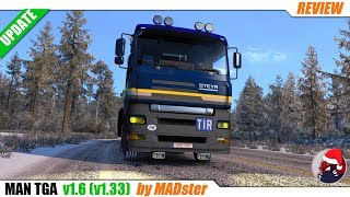 "[""BEAST"", ""Simulators"", ""Review"", ""Timelapse"", ""Let'sPlay"", ""EuroTruckSimulator2"", ""ETS2ModsReview"", ""DLCBeyondTheBalticSea"", ""MAN TGA v1.6"", ""MADster""]"