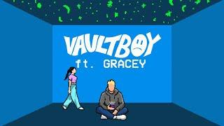vaultboy - everything sucks FT. GRACEY (Official Lyric Video)