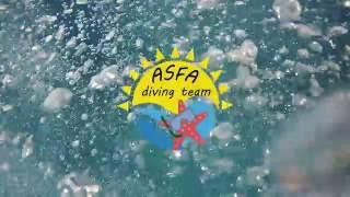 Asfa Diving 2016 Teaser