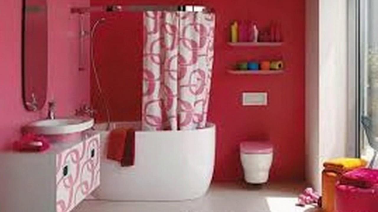 Keramik Lantai Kamar Mandi Warna Pink Desain Rumah