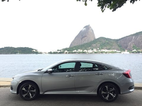 CarPoint News - Avaliação do Honda Civic Touring 2017
