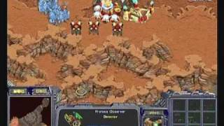Map: Colosseum II BeSt (Protoss) - Name: 도재욱 (Doh Jae Wook) - Te...