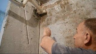 Оригинальный способ грунтования стен(, 2014-05-21T20:47:59.000Z)