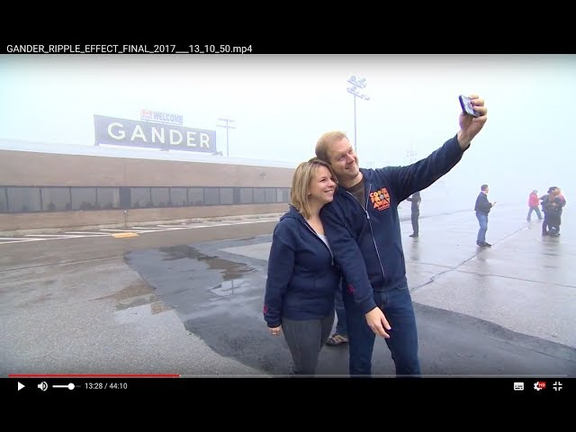 Full Documentary: Gander's Ripple Effect: How a Small Town's Kindness Opened on Broadway