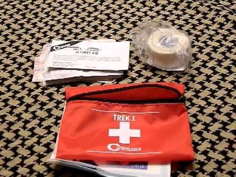Coghlan's Trek 1 First Aid Kit Review