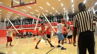 CSUN Game 3 Basketball Intramurals