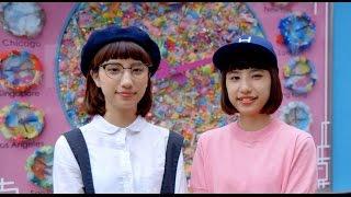 TODAY'S GUESTS◇ Ema and Eri Tanioku, Harajuku tourism ambassadors, ...