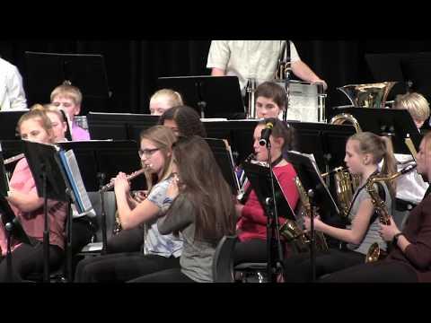 Hermantown Middle School Winter Concert 5 Mar 2018 - 2/2