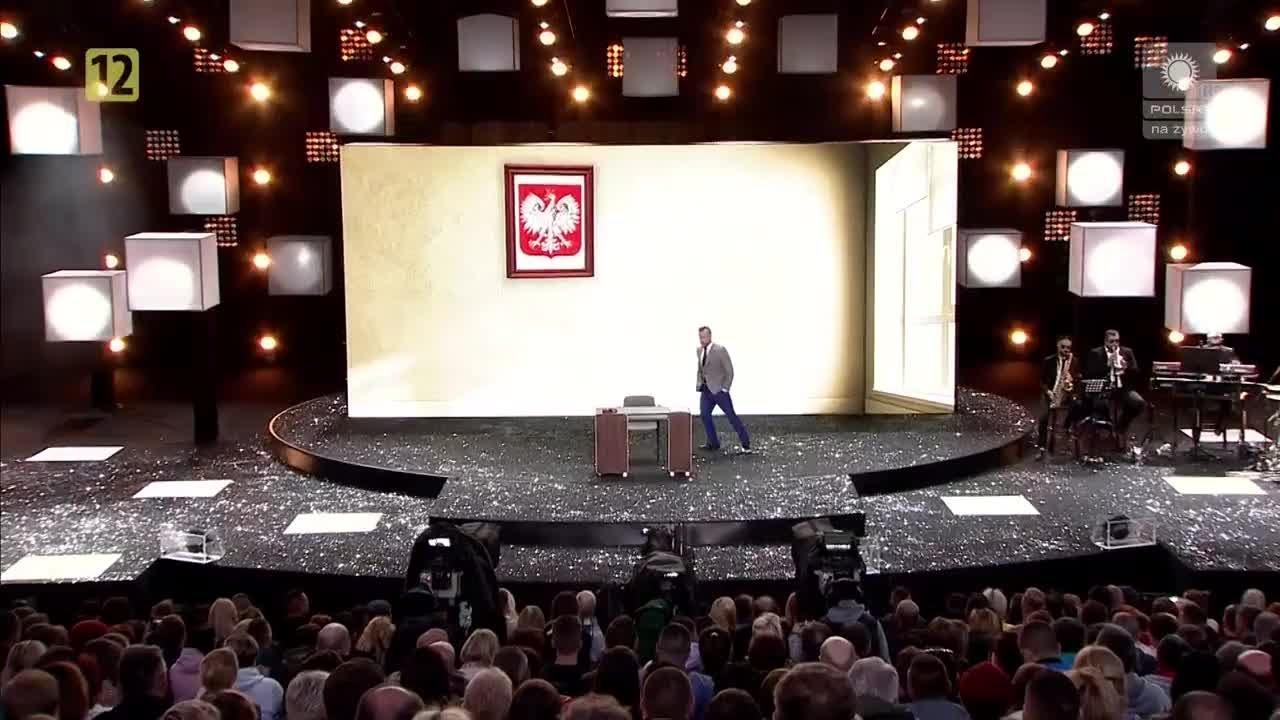 Stolica Polskiego Kabaretu: Kabaret Nowaki - Najlepszy zespół z Kożuchowa