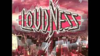 Artist: Loudness Song: Dark Desire Album Lightning Strikes.