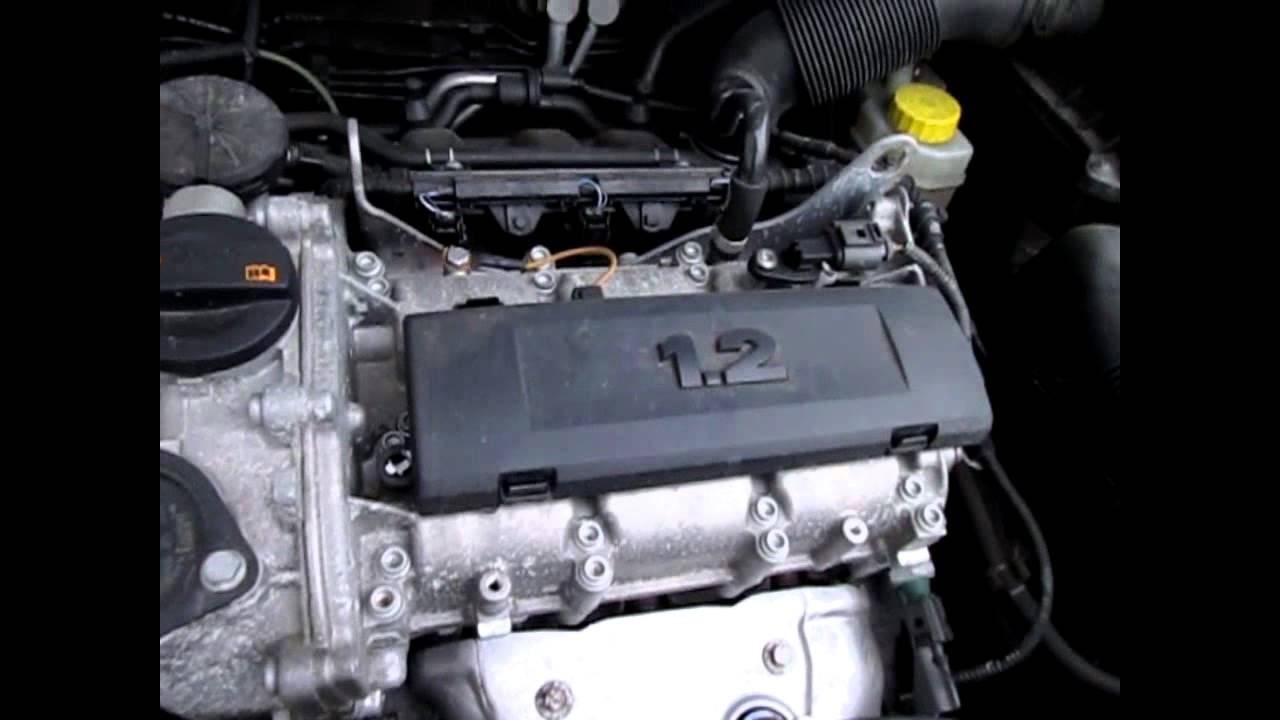 Vw polo motor 1 2 mpi benziner 70 ps bj 2010 youtube for 1 2 hp motor