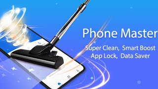 Phone Master –Junk cleaner master, Battery Cooler for Android : Android Apps screenshot 2