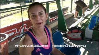 #FuerzaRosario - Leonas vs Amigas de Lucha Aymar - EXCLUSIVO - Hockey Delivery