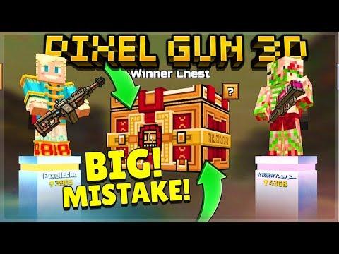 Pixel Gun 3D | F2P I Should NEVER Of Done This.....😡