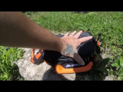 Amazing 9 Dollar Tackle Box: Ozark Trail Outdoor Equipment