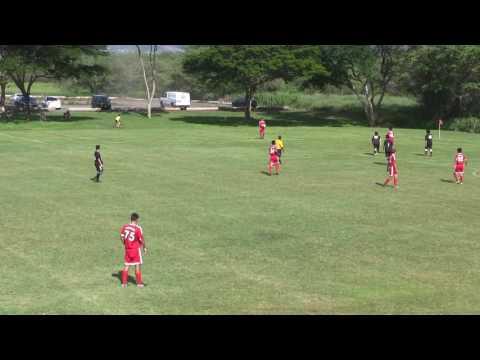 Bulls Jrs vs FC Waipio 18 Sep 2016