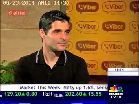 CNBC Young Turks International with Talmon Marco, Founder, Viber