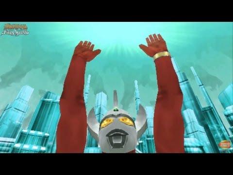 Ultraman All Star Chronicle Story 22 - 24 ★Play PSP ウルトラマンオールスタークロニクル