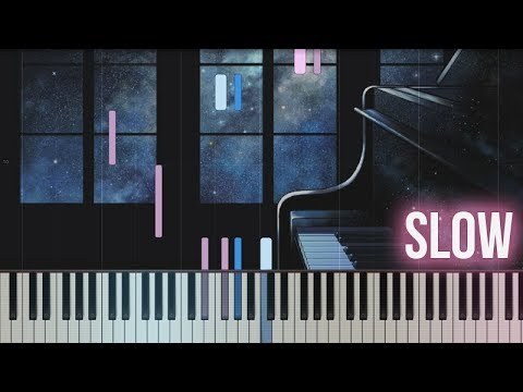 How to play clair de lune slow