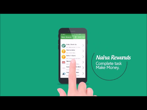 Naira Rewards - Make Money