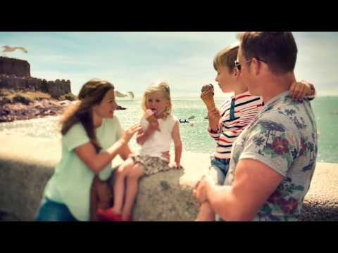 Visit Guernsey 2015 TV Adverts - Great Things Happen in Guernsey