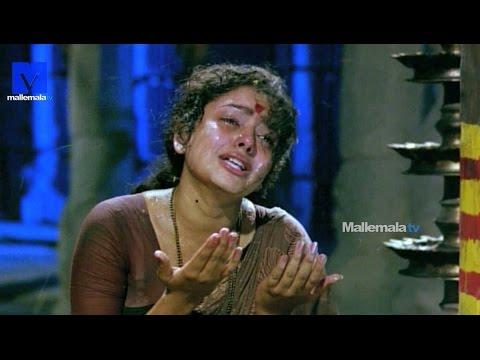 "Climax Scene -  3 ||  ""Ammoru"" Movie || Soundarya | Ramya Krishna | Suresh"