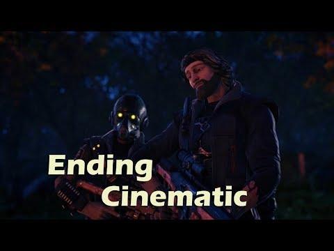 XCOM 2: War of the Chosen Ending Cutscene