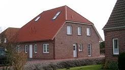 Ferienhaus Kannegiesser in Nessmersiel an der Nordseeküste
