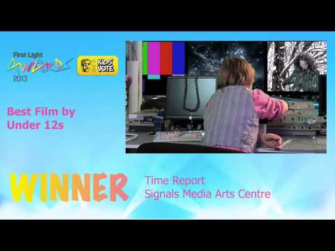 Best Film ny Under 12s presented by Olivia Williams and James Norton  First Light