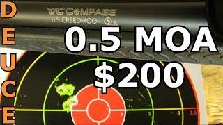 Thompson Center Compass 6.5 Creedmoor