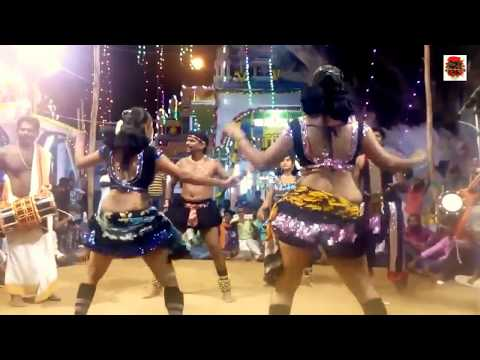 Very Beautiful  Group Fast dance and Theme Music  karakattam  videos Tamil Nadu April / 2017 HD 720p