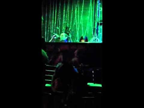 Asian Karaoke bar violated by white man pt1