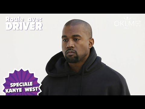 Youtube: Spéciale KANYE WEST – #RouleAvecDriver 12/05/19