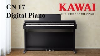 KAWAI CN17 Digitalpiano DEMO - DEUTSCH