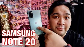 EARLY HANDS-ON: Samsung Galaxy Note 20! (Manila, Philippines)