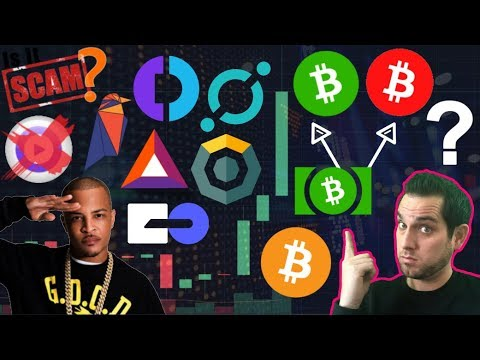 📈$BCH Pumps! What Will Happen When It Forks? T.I. Sued For $5 Million ICO Fraud