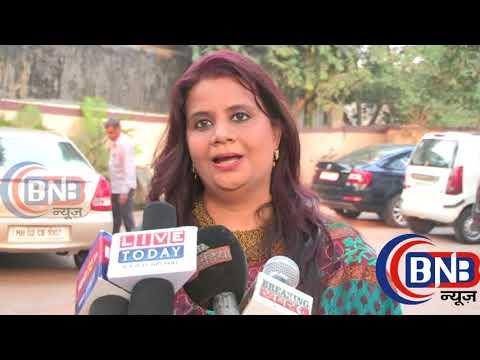 Bidita bag, Neeraj Bharadwaj,Sweta Thakur,muhurat and song recording film production No 1