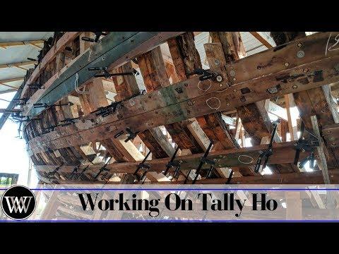 Restoring a Wooden Boat |Tally Ho