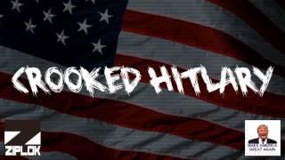 Ziplok - Crooked Hitlary - [Official Lyric Video] Mp3