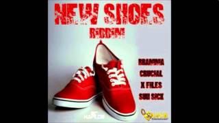 NEW SHOES RIDDIM MIXX BY DJ-M.o.M