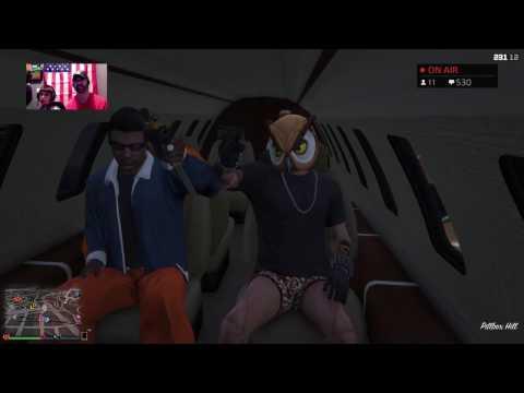 GTA V Law Breakers - ColinsClub