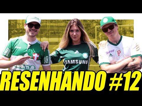 OS PIORES JOGADORES DO PALMEIRAS (com @jogueinaSep) #RESENHANDO12
