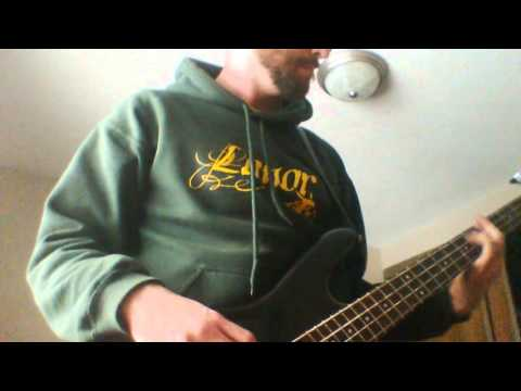 Rush - Color of Right (Bass cover)