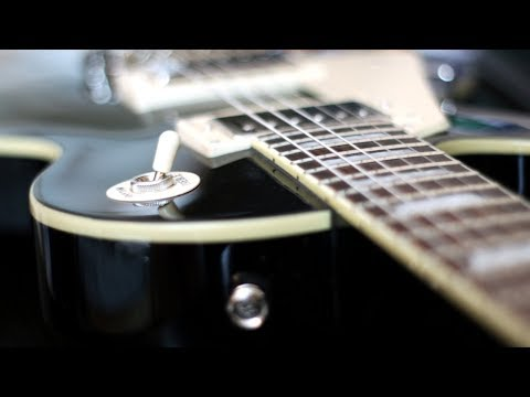 Soulful Mellow Groove Guitar Backing Track Jam in A