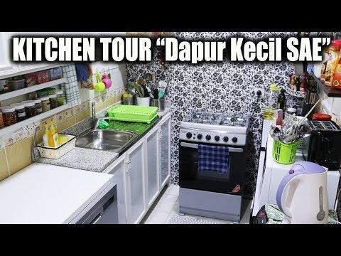 KITCHEN TOUR (Dapur Kecil SAE)