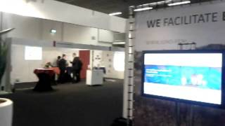 Juno stand beurs Lean&Mean 2011