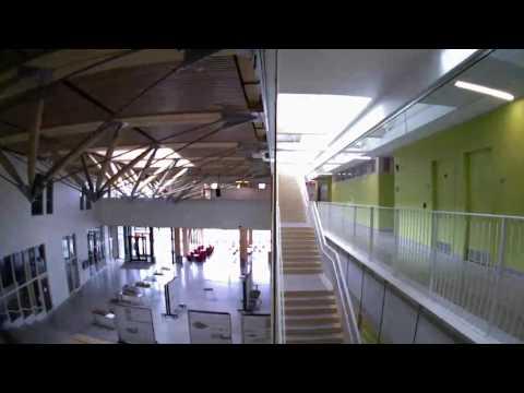 7 1 2017 - UMass Design Building - West Commons