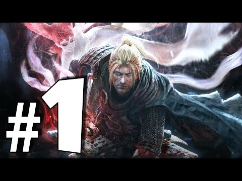 Let's Play Nioh (#1) - Fully Clothed Alchemist