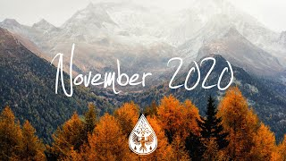Indie/Pop/Folk Compilation - November 2020 (1½-Hour Playlist)