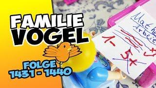Playmobil Filme Familie Vogel: Folge 1431-1440 Kinderserie | Videosammlung Compilation Deutsch